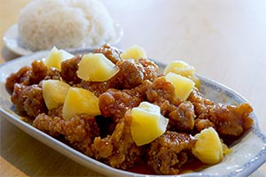 53. Sweet & Sour Pork (boneless)