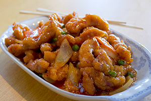 42. Kung Pao Chicken (spicy)